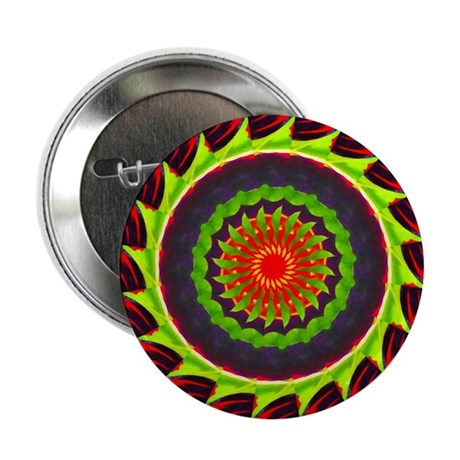 "Kaleidoscope 00025 2.25"" Button (100 pack)"