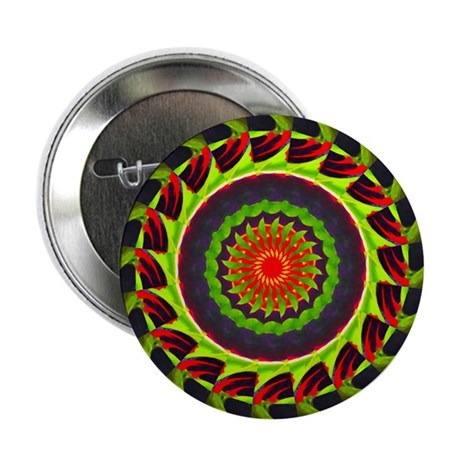 "Kaleidoscope 00025 2.25"" Button (10 pack)"