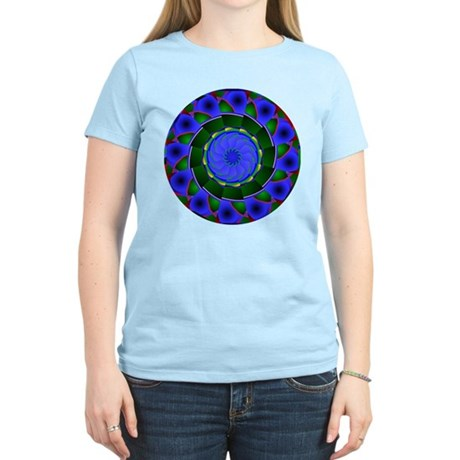 Kaleidoscope 0001 Women's Light T-Shirt