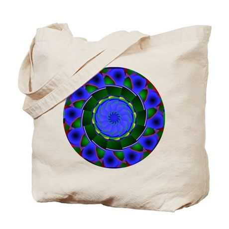 Kaleidoscope 0001 Tote Bag