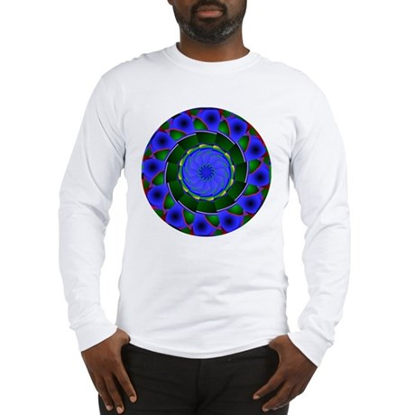 Kaleidoscope 0001 Long Sleeve T-Shirt