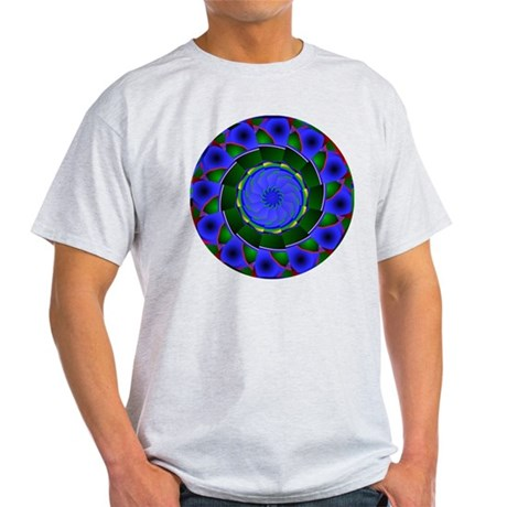Kaleidoscope 0001 Light T-Shirt