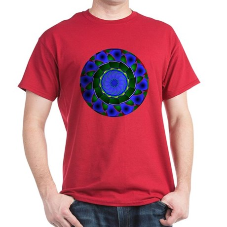 Kaleidoscope 0001 Dark T-Shirt