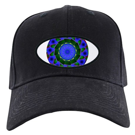 Kaleidoscope 0001 Black Cap
