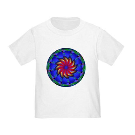 Kaleidoscope 0002 Toddler T-Shirt