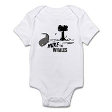 Nuke the Whales Infant Bodysuit