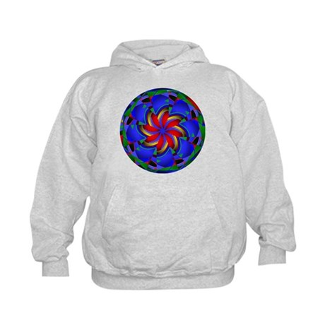 Kaleidoscope 0003 Kids Hoodie