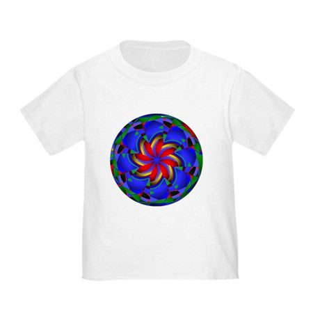 Kaleidoscope 0003 Toddler T-Shirt