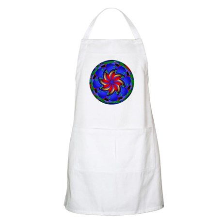 Kaleidoscope 0003 BBQ Apron