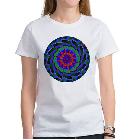 Kaleidoscope 0004 Women's T-Shirt