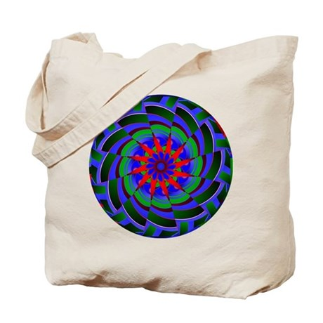 Kaleidoscope 0004 Tote Bag