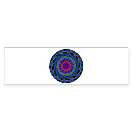 Kaleidoscope 0004 Bumper Sticker
