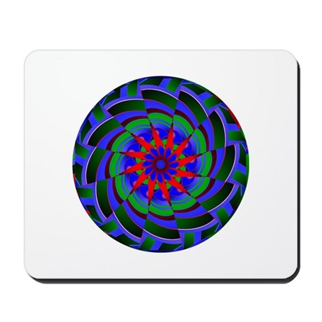 Kaleidoscope 0004 Mousepad