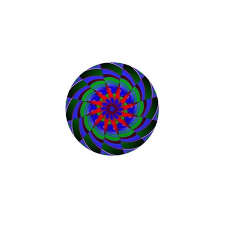 Kaleidoscope 0004 Mini Button (100 pack)