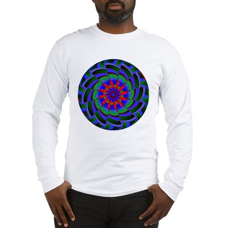 Kaleidoscope 0004 Long Sleeve T-Shirt