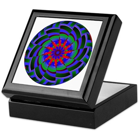 Kaleidoscope 0004 Keepsake Box