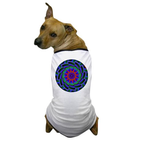 Kaleidoscope 0004 Dog T-Shirt