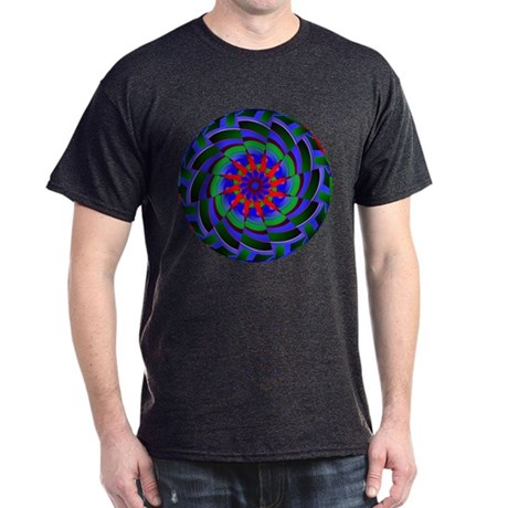 Kaleidoscope 0004 Dark T-Shirt