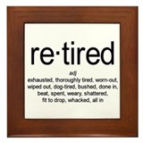 Definition of Retired Framed Tile