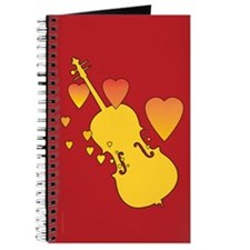 Cello Heartsong Journal