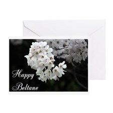Beltane Greeting Card