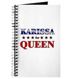KARISSA for queen Journal