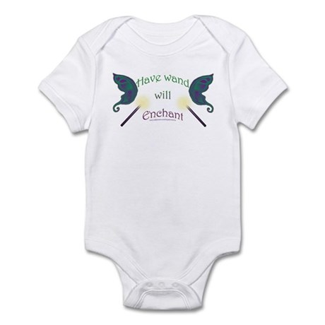 Have wand, will enchant Infant Bodysuit