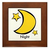 Night Framed Tile