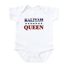 KALIYAH for queen Infant Bodysuit