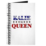 KALIE for queen Journal