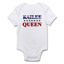 KAILEE for queen Infant Bodysuit