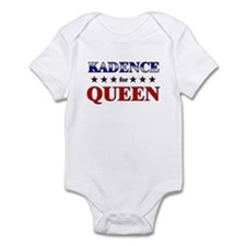 KADENCE for queen Infant Bodysuit