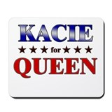 KACIE for queen Mousepad