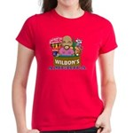 Wilbon's America (FRONT ONLY) Women's Dark T-Shirt