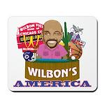 Wilbon's America Mousepad