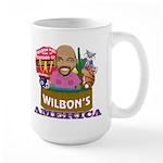 Wilbon's America Large Mug