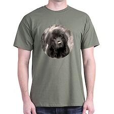 sepia newf T-Shirt