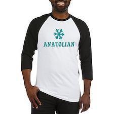 ANATOLIAN Snowflake Baseball Jersey