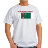 TURKMENISTAN ROCKS T-Shirt