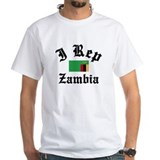 I rep Zambia Shirt