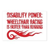 Disability Power Postcards (Package of 8)