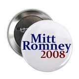 "Mitt Romney 2008 2.25"" Button (10 pack)"