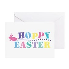 Hoppy Easter Greeting Card