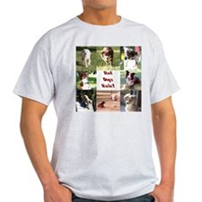 Red Dogs Rule Too! T-Shirt
