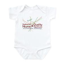 RN = Quality Healthcare Infant Bodysuit