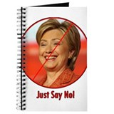 Hillary Clinton, Just Say No! Journal