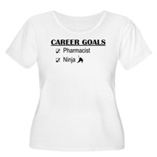 Pharmacist Career Goals T-Shirt