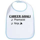 Pharmacist Career Goals Bib
