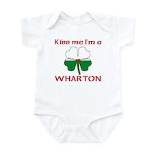 Wharton Family Infant Bodysuit