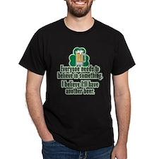 I Believe in Beer - T-Shirt